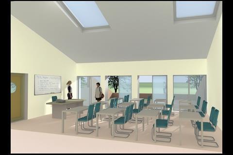 ZEDschool interior